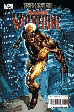 - Written by Daniel Way & Majorie Liu and Art by Giuseppe Camuncoli - THE PRINCE PART 3 When Daken's dark ways are revealed to the public, his status as an Avenger is compromised. Wolverine's son has