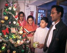 Pakistans Christian community celebrating Christmas with great Zeal