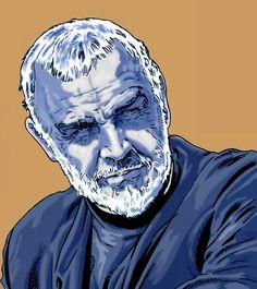 BOND: Nacho Castro, ilustrador: febrero 2015