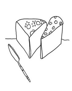 Cheese Coloring Pages | ... Cheese Coloring Page, Lucy\'s Cheese ...