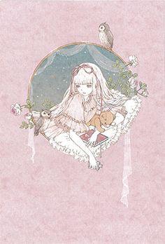 Imai Kira postcards No.089 - FEWMANY ONLINE SHOP