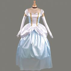 Disney Cinderella Costumes For Adults Costumes For Sale, Adult Costumes, Cosplay Costumes, Adult Princess Costume, Disney Princess Costumes, Princess Party, Cinderella Princess, Cinderella Cosplay, Cheap Clothing Stores