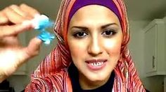 egyptian head scarf tutorial Video - Google Search