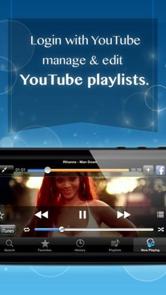 Top iPhone Game #15: iTube Pro - Playlist Manager for YouTube - Shulamit Markish by Shulamit Markish - 03/20/2014