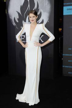 SHAILENE WOODLEY – Divergent Premiere in Berlin - HawtCelebs