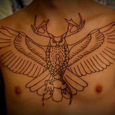 Tathunting for chest tats. #tattify #tattoo #tattoos #ink #inked