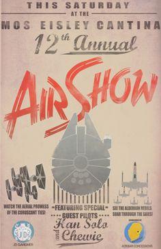 Mos Eisley Air Show