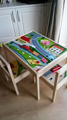 Spruce Up The Latt Table With A World Map. | IKEA Hacks | Pinterest | Ikea  Hack, Playrooms And Toy Storage