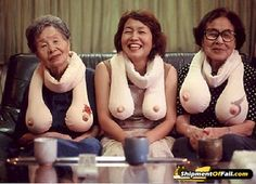 WHO thinks this is a good idea for these ladies???