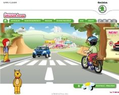 interaktivní program do dopravní výchovy Elementary Science, Montessori, Homeschool, Internet, Teaching, Education, Homeschooling, Onderwijs, Learning