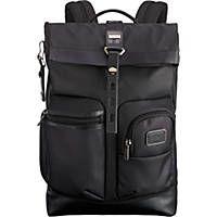 Tumi Alpha Bravo Luke Roll-Top Backpack, Hickory, One Size Backpack Online, Laptop Backpack, Black Backpack, Leather Backpack, Rucksack Bag, Briefcase, Men's Backpacks, Rolling Backpack, Backpack Reviews