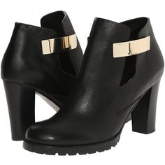 See by Chloe Lug Sole Bootie ($410) ❤ liked on Polyvore