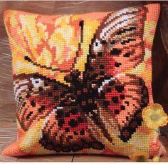Flamme Pillow - Needlepoint Kit