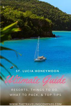 St Lucia Honeymoon, Caribbean Honeymoon, Caribbean Resort, Caribbean Vacations, All Inclusive Honeymoon Resorts, Romantic Honeymoon Destinations, Romantic Vacations, Couples Vacation, Vacation Ideas