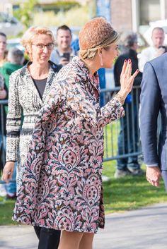 koningin maxima 20-4-2017