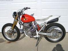 Image result for XR650L custom pic