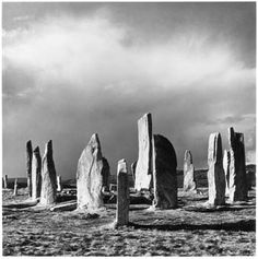 Callanish After Hailstorm by Fay Godwin Framed Photographic Print Magnolia Box Size: Extra Large Painting Frames, Painting Prints, Canvas Prints, Art Prints, Uk Landscapes, Hail Storm, Black And White Landscape, Wassily Kandinsky Paintings, British Countryside