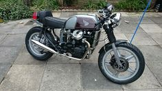 Tim Thorn's Honda CX500