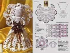 su crochet adornos navideos