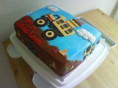 tonka truck2 By wakeandbake on CakeCentral.com