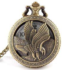 Eagle Pocket Watch