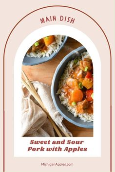 Apple Recipes, Pork Recipes, Fall Recipes, Dinner Recipes, Yummy Snacks, Yummy Food, Delicious Recipes, Food Dishes, Main Dishes