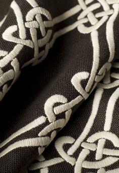 Gordian Weave in Natural on Walnut (2643922) http://www.fschumacher.com/search/ProductDetail.aspx?sku=2643922