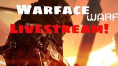 Warface March Livestream