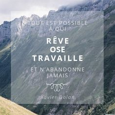 Quote #1 : Tout est possible… | Trendy Mood