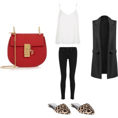 Untitled #459 by kaittd on Polyvore featuring polyvore, fashion, style, River Island, rag & bone, ALDO and Chloé
