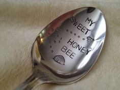 ≗ The Bee's Reverie ≗ My Sweet Honey Bee Spoon