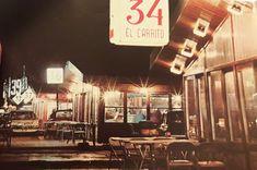 """""""Carritos"""" en la Costanera. 1970. Times Square, Travel, Argentina, Rolling Carts, Antigua, Cities, Fotografia, Viajes, Destinations"""
