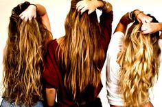 why can't my hair ever look like that? Beach waves