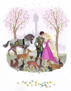 Sarah Gibb- love this illustration!