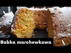 PUSZYSTA BABKA MARCHEWKOWA - YouTube Banana Bread, Food, Youtube, Essen, Meals, Yemek, Youtubers, Eten, Youtube Movies
