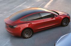 Tesla Model 3    Well, I'm on the list anyway. I think I was #17 in line. Hoping for end of 2017? Go Elon.