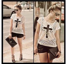 Como combinar 1 Blusa y hacer 4 Atuendos y más!!!!