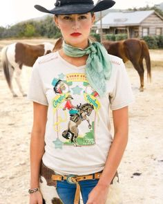 "Double D Spring 2015 "" Cowgirl Reunion "" Top!!"