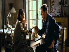 Love Actually 2003 - Jamie & Aurelia (Colin Firth & Lucia Moniz). One of my favorite scenes and favorite couple of the movie. Language barrier is never a problem. <3