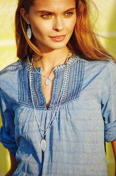 Halskette Aurelia by Stella & Dot