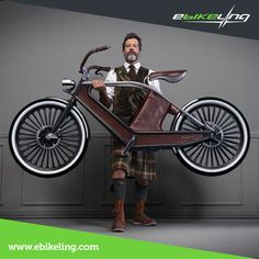 A new Italian-made eBike has arrived just in time for Milan design week, the Cykno Electric Bicycle. This vintage-inspired, electric-enhanced eBike Velo Retro, Velo Vintage, Vintage Bicycles, Vintage Style, Retro Style, Vintage Inspired, Velo Design, Bicycle Design, Grid Design