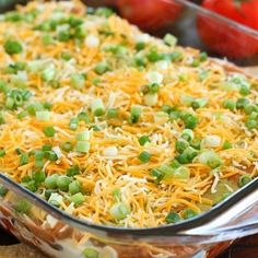 will love this 7 Layer Bean Dip! This is the quick & easy recipe my Mom always uses for the most requested, most popular appetizer in our family. It's perfect to bring to a party or to serve during game day! Popular Appetizers, Appetizers For Party, Appetizer Recipes, Snack Recipes, Cooking Recipes, Healthy Recipes, Party Snacks, Delicious Recipes, Easy Recipes