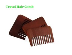 Wide Tooth Comb For Curly Hair Man Beard Comb Handmade Wood Wide Teeth Comb Men's Pocket Beard Hair Comb Anti-Static Massage Skin Scalp Comb For Curly Hair, Curly Hair Men, Hair Comb, Hair And Beard Styles, Curly Hair Styles, Hyaluronic Acid Cream, Beautiful Teeth, Face Cream For Wrinkles, Travel Hairstyles