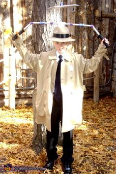 Inspector Gadget - Halloween Costume ideas via @costumeworks