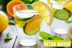 detox water for weightloss Infused Water, Fresh Rolls, Cantaloupe, Cocktails, Weight Loss, Ethnic Recipes, Easy, Food, Orange