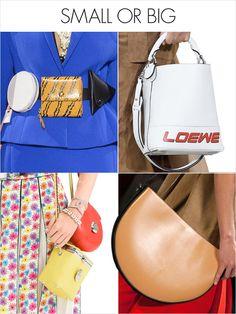 【ELLE】バッグは持ちこなしも自由自在に!|エディターが選りすぐり! 知っておくべき2016春夏トレンド|エル・オンライン