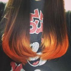 Mayu Mizoguchi @mayusamaaa オレンジヘアー^ ^...Instagram photo | Websta (Webstagram)