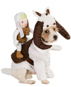 Haha, but no seriously I would like a Bantha costume for Jackson somebody please buy it for me.