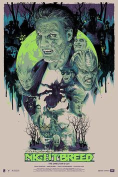 The cult classic underrated Clive Barker fantasy horror film. In my top five favourite films of all time!