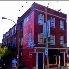 BB's jazz,blues, & soups. St. Louis, MO